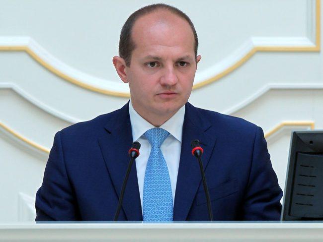 Владимир Лавленцев, фото прес-службы ЗакСа