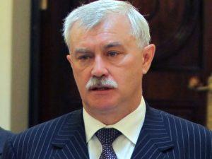 Георгий Полтавченко, фото пресс-службы ЗакСа