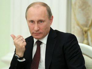 Путин фото Кремль