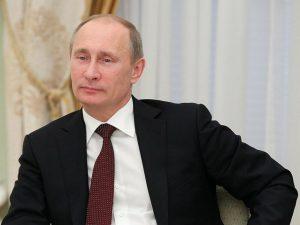 Путин 1 фото кремль