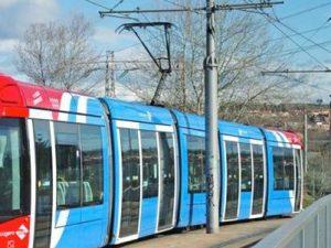легкорельсовый трамвай