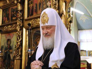 фото пресс-службы Московской Патриархии