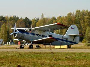 самолет ан-2, фото с сайта azerros.ru