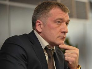 Владимир Петров, фото с сайта ЕР