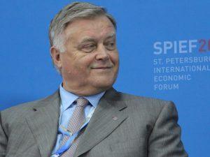 Владимир Якунин, фото ИА Диалог