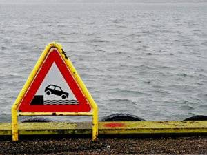 знак автомобиль упал в реку дтп vesti70.ru