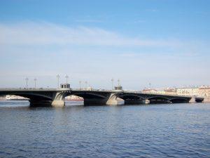Благовещенский мост, фото с сайта dic.academic.ru