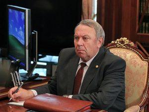 Владимир Фортов, фото пресс-службы Кремля