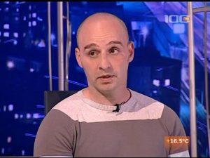 Георгий Кокорин, кадр 100ТВ