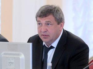 Игорь Слюняев, фото пресс-службы Смольного