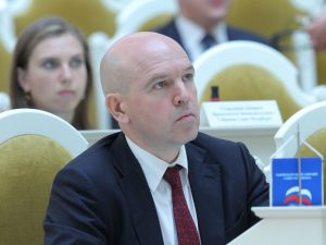 Константин Серов, фото пресс-службы ЗакСа