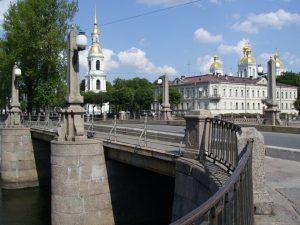 Никольский собор, канал Грибоедова, город, Петербург, дороги, церковь, православие, фото www.tourshow.ru
