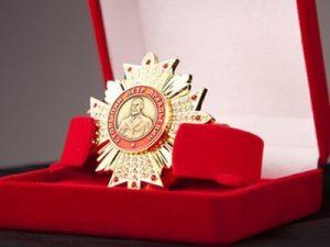Орден Столыпина, фото с сайта pravo.ru