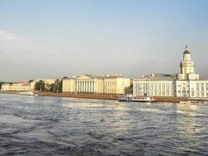 кунсткамера Университетская набережная, петербургский центр РАН