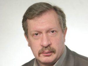 Юрий Шевчук, эколог, фото с сайта общества Зеленый крест