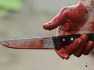 нож убийство криминал