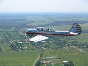 самолет як-52, фото с сайта karavan-podarkov.ru