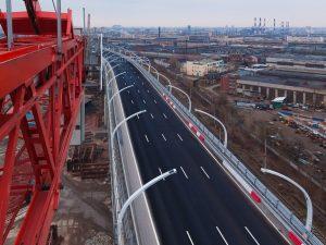ЗСД, КАД, дорога, фото с официального сайта строителя