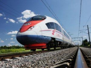 поезд Сапсан, фото с официального сайта
