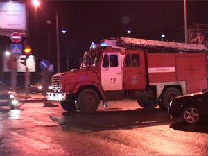 На юго-западе Петербурга утром горела квартира