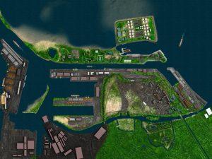 Большой порт Санкт-Петербурга, фото с официального сайта