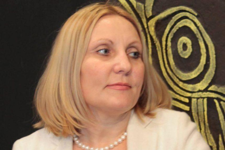 Елена Церетели, фото с сайта polit.pro