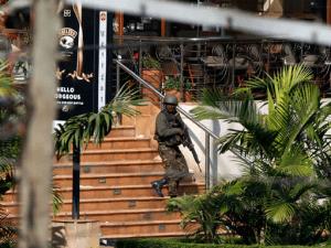 Заложники Кения найроби