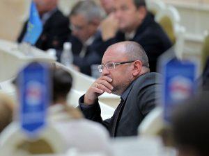 Максим Резник, фото пресс-службы ЗакСа