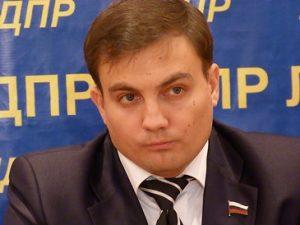 Ян Зелинский, фото пресс-службы ЛДПР