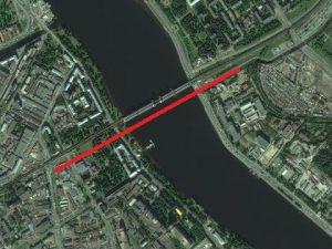 Фаянсовая зольная магистраль мост проект
