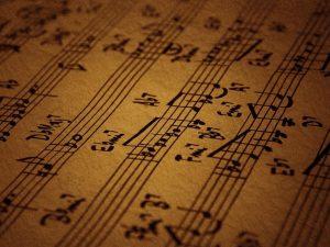 нотная грамота, ноты