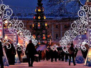 новый год рождественская ярмарка