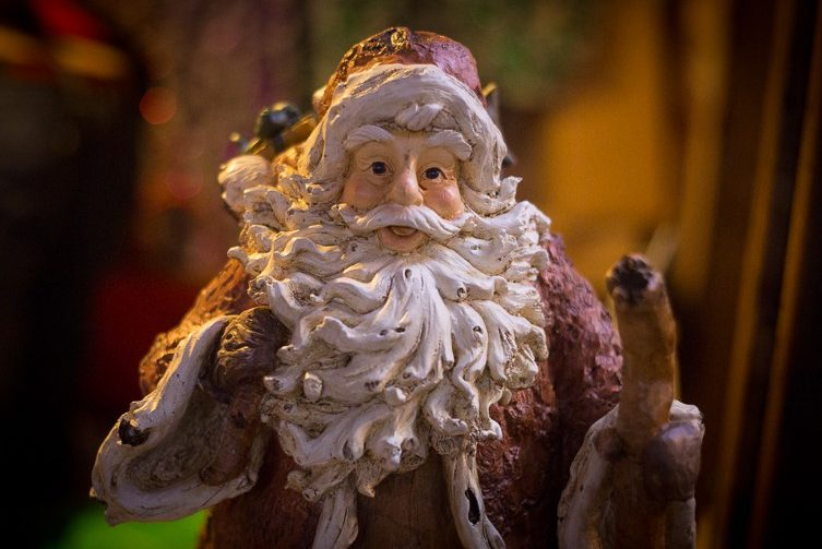 дед мороз ярмарка новый год