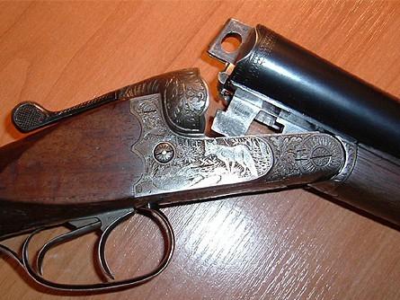 Охотничье ружье, оружие, стрельба, убийство