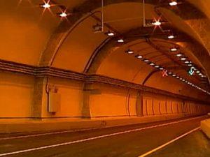 тоннель автомобильный