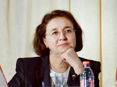 Ирина Соколова, фото с официального сайта ЕР