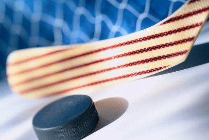 шайба клюшка хоккей
