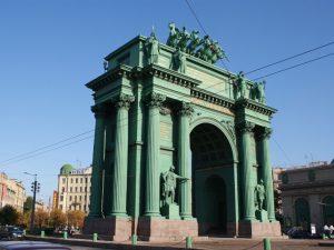 Нарвские ворота, площадь Стачек