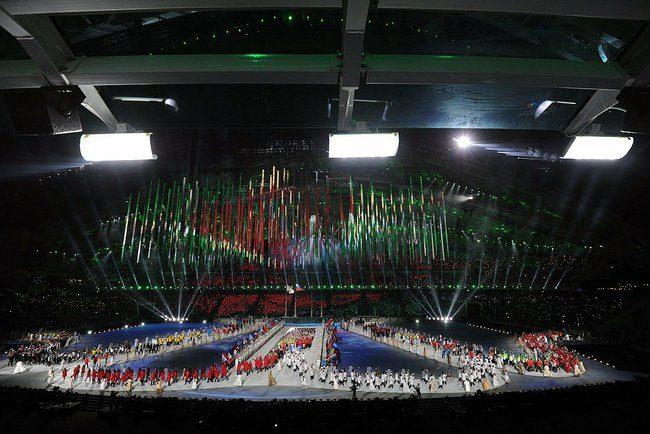 завершение олимпиады в сочи