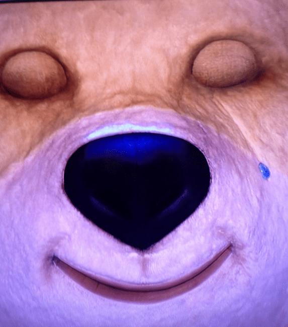 церемония закрытия игр в сочи мишка плачет