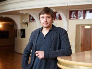 Миндаугас Карбаускис, фото с сайта театра им Маяковского