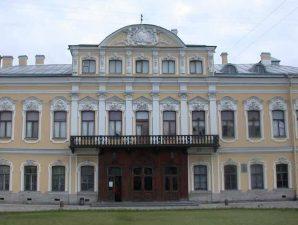 Фонтанный дом, Шереметевский дворец, музей АХматовой