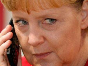 меркель звонит