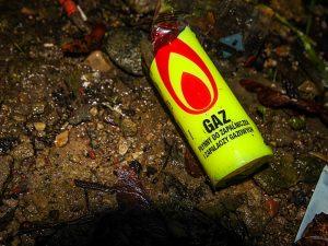токсикоман газ