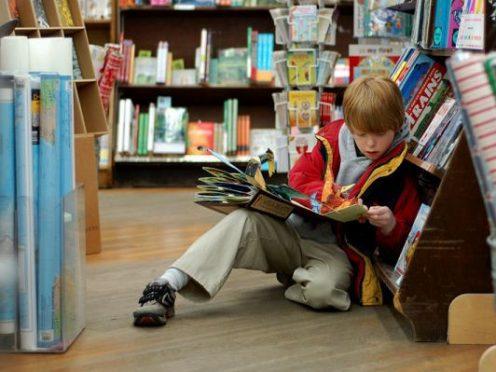 библиотека уроки школа дети