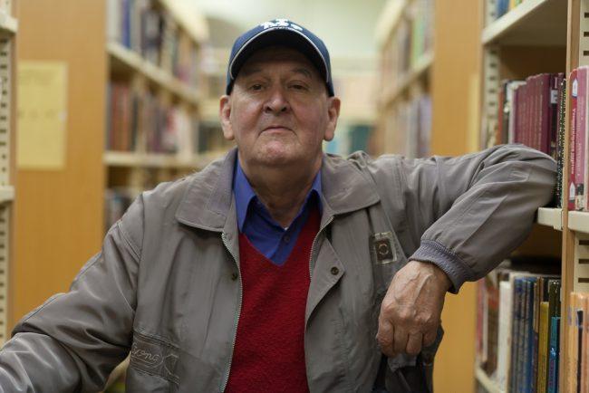 Валерий, пенсионер
