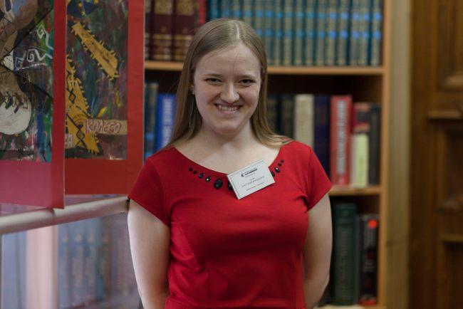 Анастасия, библиотекарь