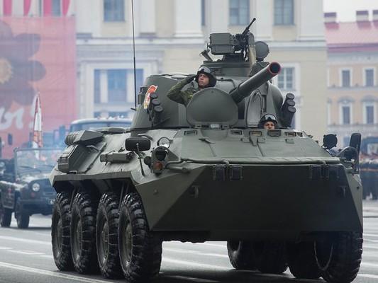 парад3 танк день победы