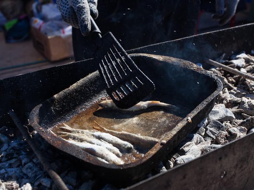 праздник корюшки корюшка жарить жареная рыба