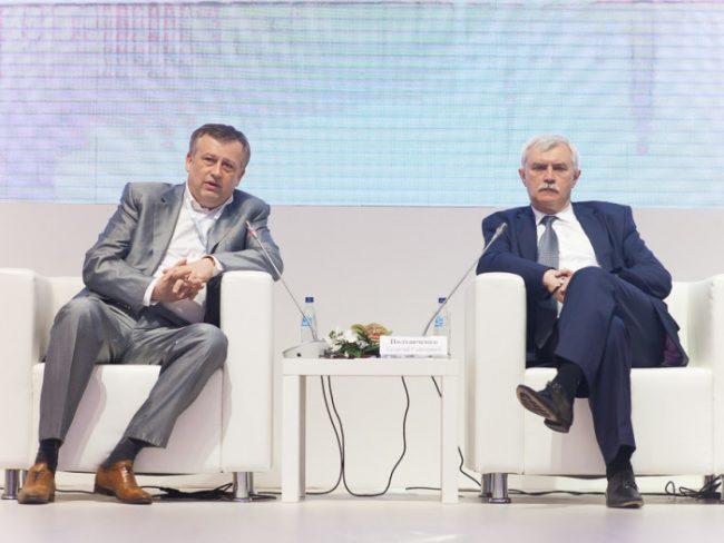 Дрозденко и Полтавченко